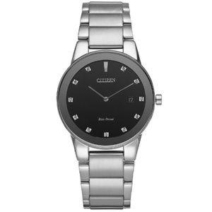 Citizen Eco-Drive Axiom Women's 30mm Diamond Watch